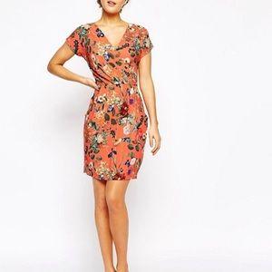 Closet London Ltd Floral Dress Size 10
